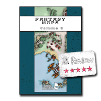Frugal GM Review: Fantasy Maps #3 from The Forge Studios