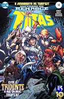 DC Renascimento: Titas #14