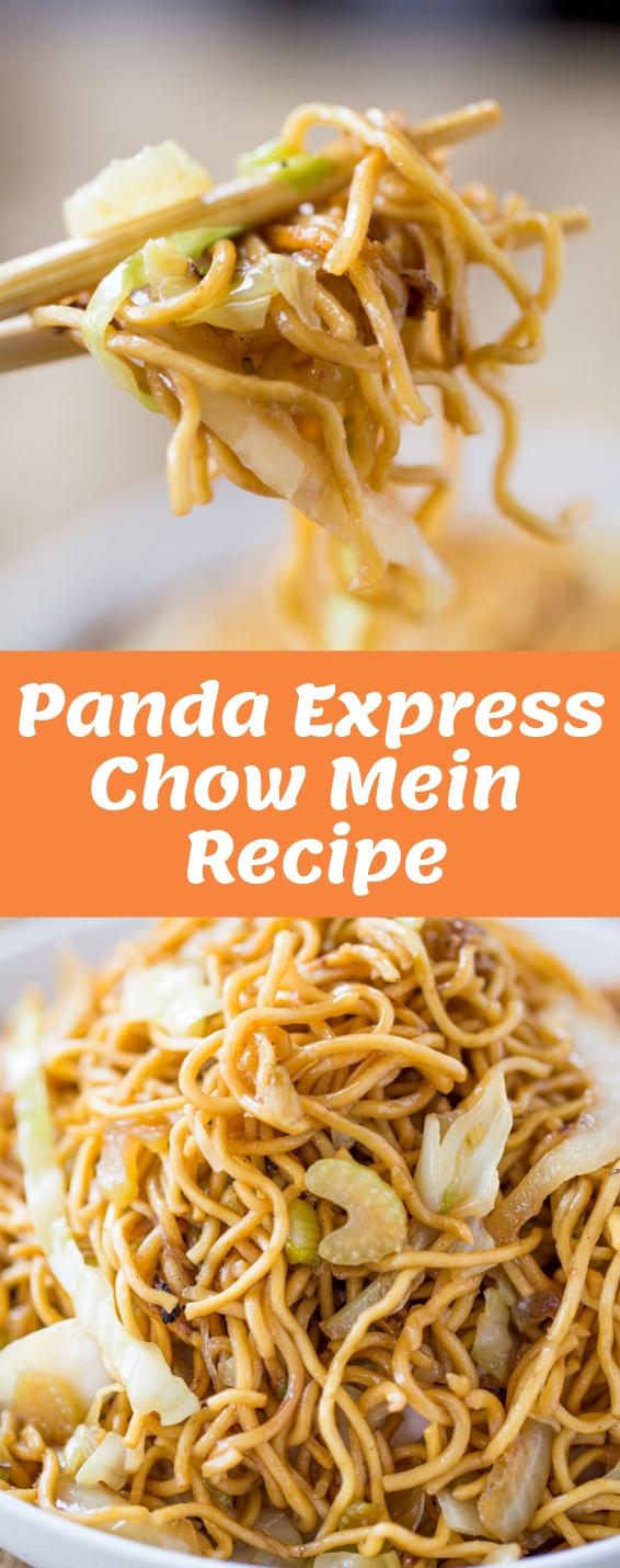 Panda Express Chow Mein Recipe