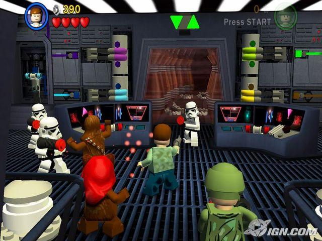 Lego Star Wars Ii Nds Rom S