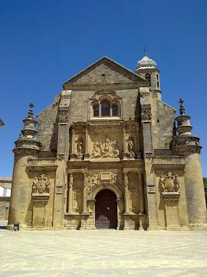 Patrimonio de la Humanidad en Europa y América del Norte. España. Conjunto monumental renacentista de Baeza.