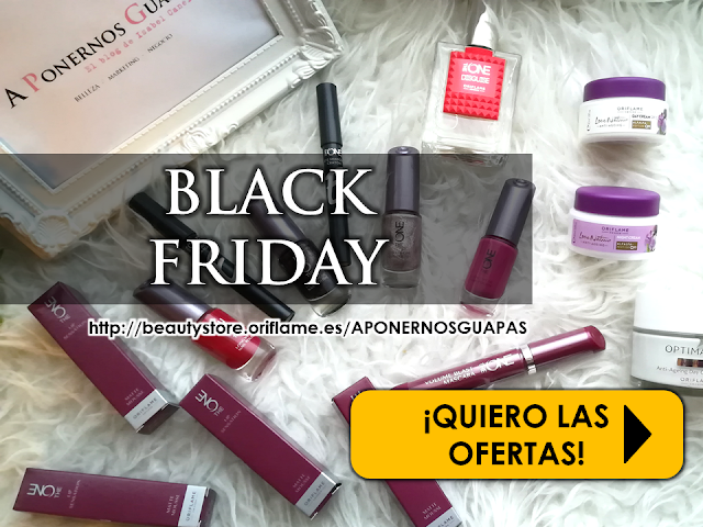 Black Friday Cosméticos Oriflame