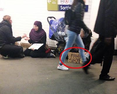 パリ 移民
