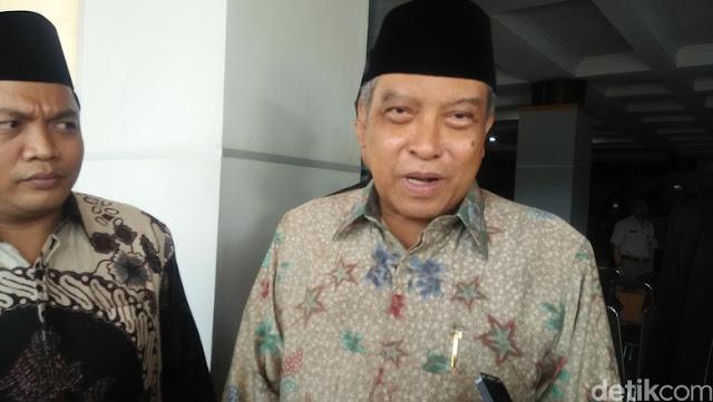 Said Aqil: Terima Kasih Polisi Lepaskan 3 Orang Banser
