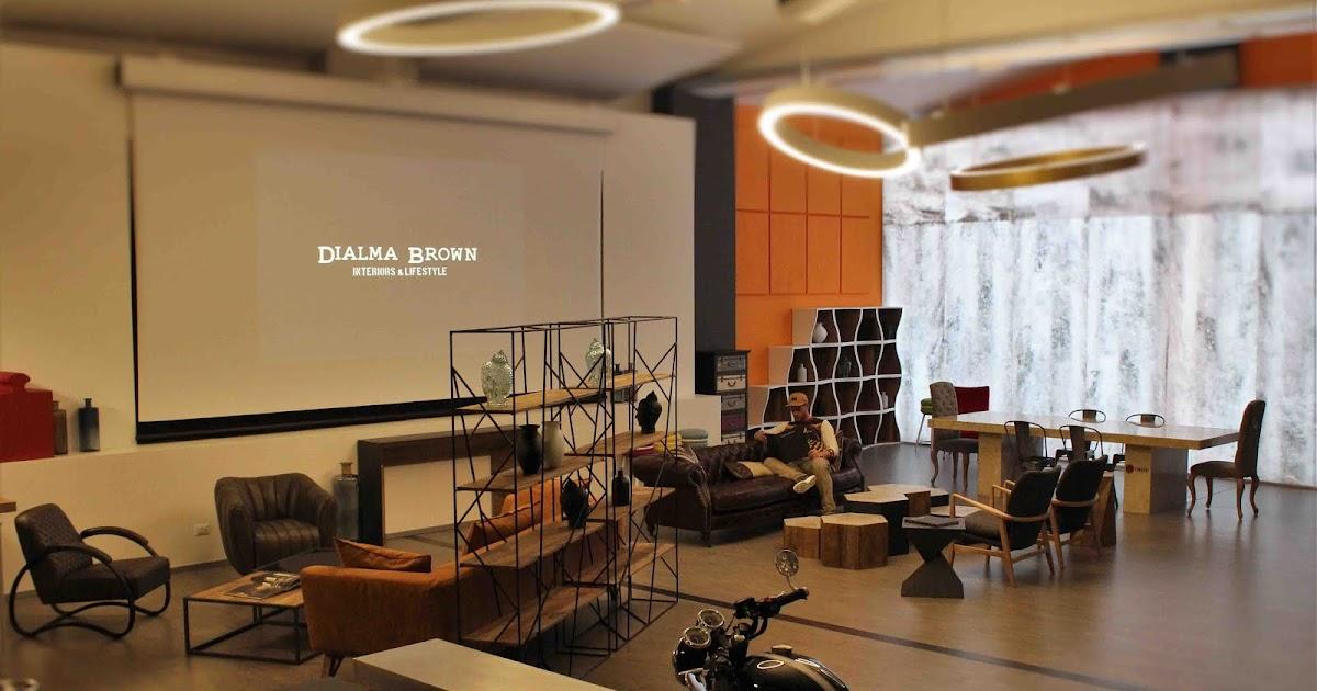Arredo e design dialma brown arreda il food loft di for Casa rugiati
