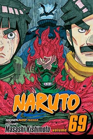 Naruto Tomo 69