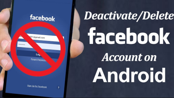 How to Deactivate and Delete My Facebook Account