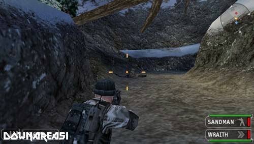 Socom 2 PSP Pitcure Screenshot