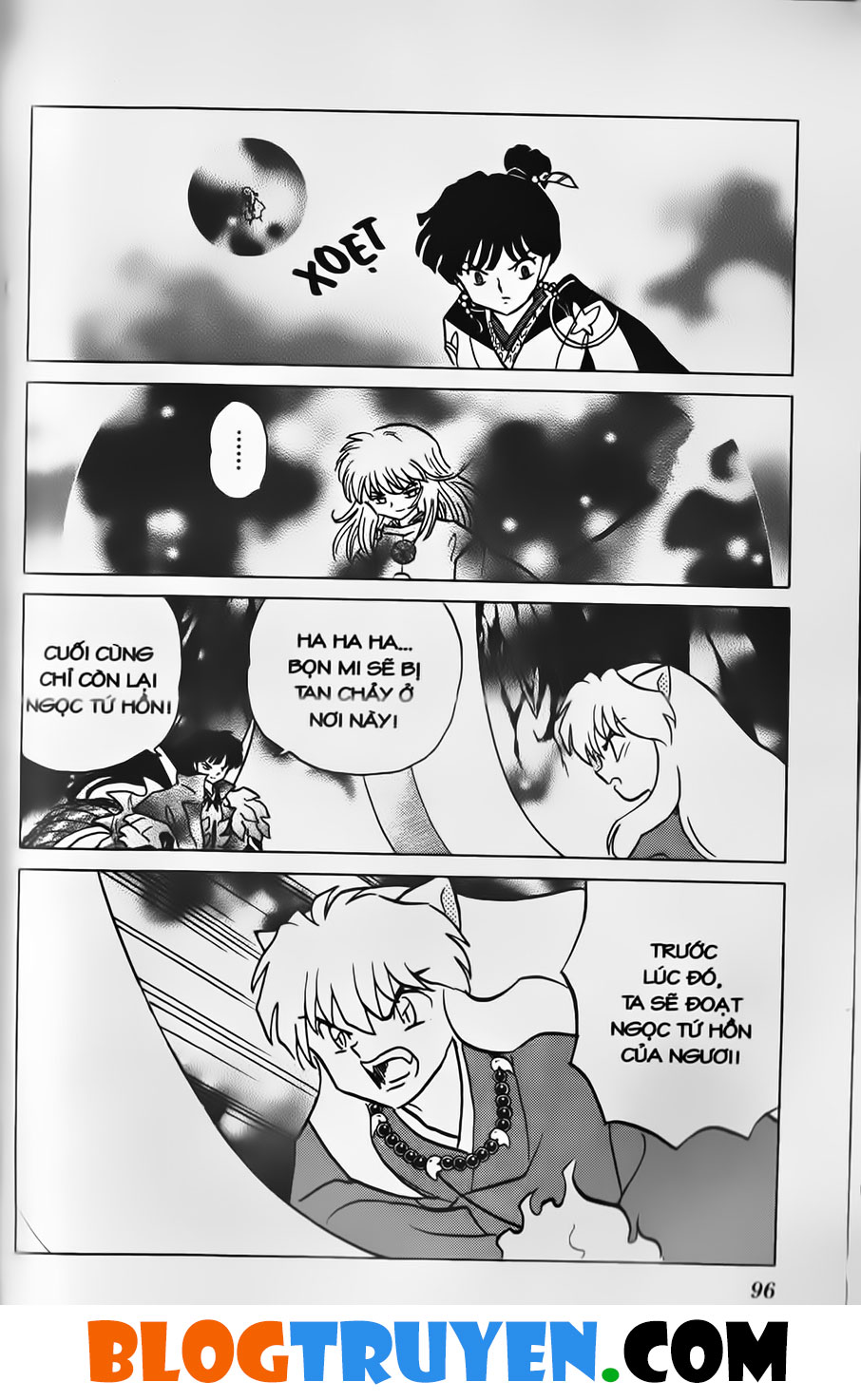 Inuyasha vol 36.6 trang 3