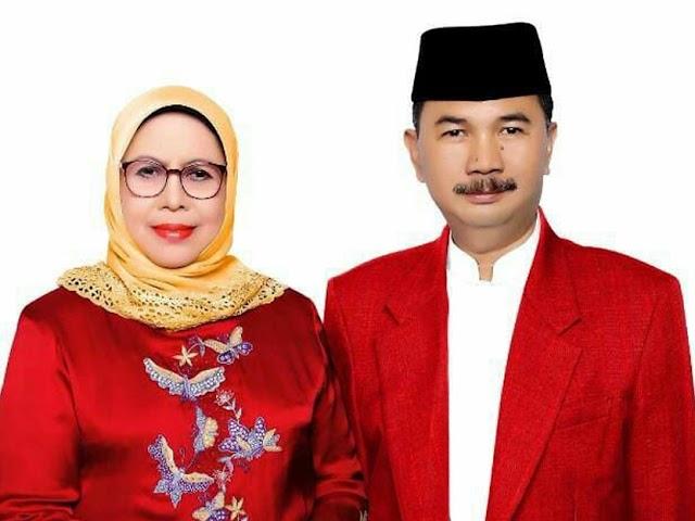 Profil Cabup dan Cawabup KBB 2018: Elin Suharliah - Maman Sulaeman Sunjaya