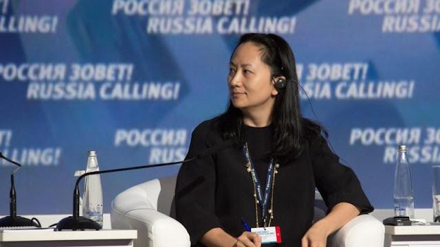 Pekín advierte a Ottawa de consecuencias si Canadá no libera a la jefa financiera de Huawei