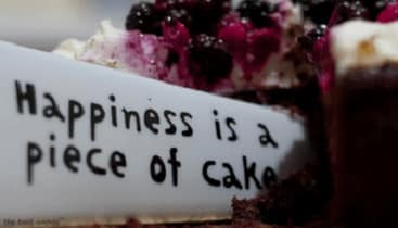 good morning quotes for love with blueberry cake