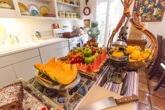 Frühstücken in Key West, Hotel inklusive Frühstück