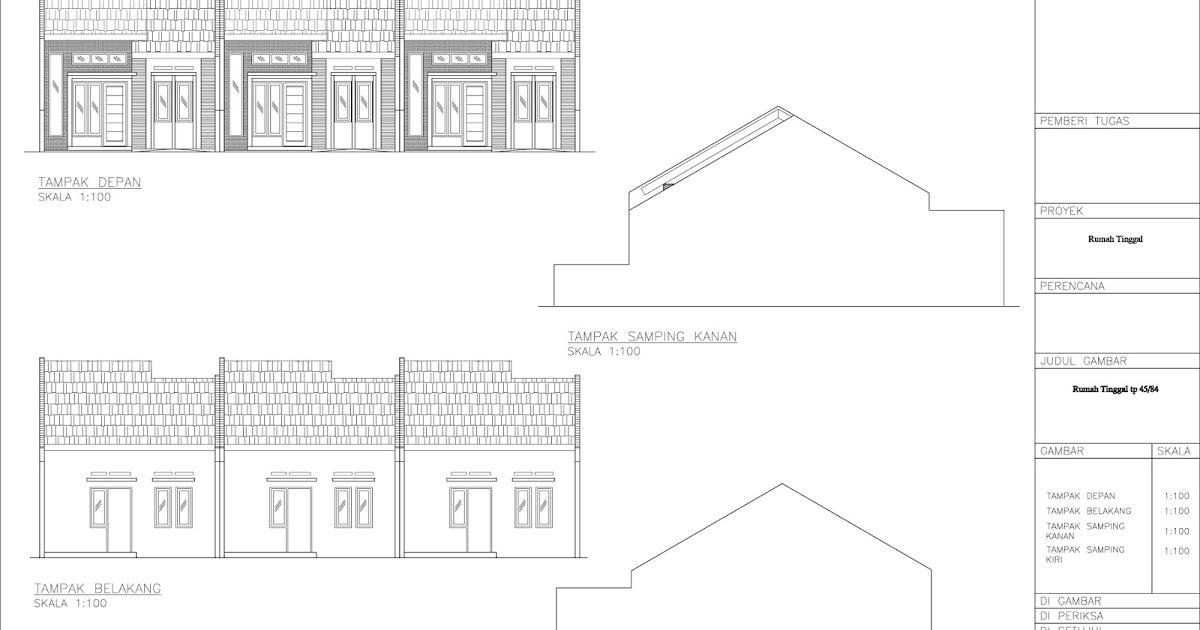 Download Rab Rumah Type 36 Xls - Sekitar Rumah