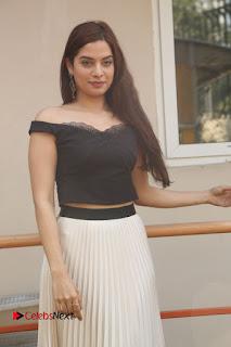 Telugu Actress Tanya Hope Stills at Appatlo Okadundevadu Audio Launch  0113.JPG