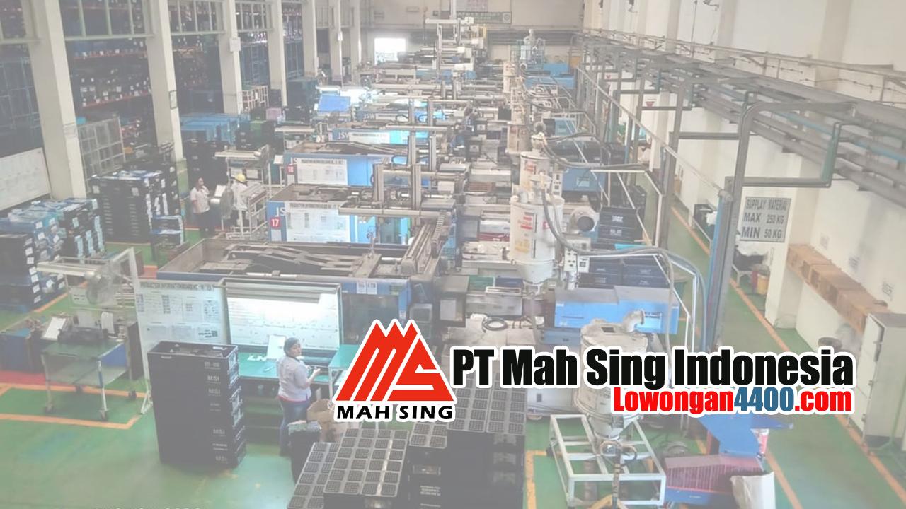 PT Mah Sing Indonesia Jababeka