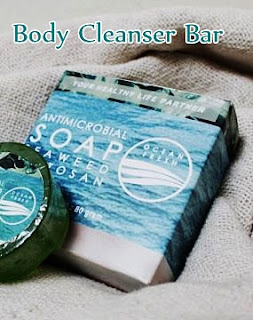 Body Cleanser Bar Ocean Fresh