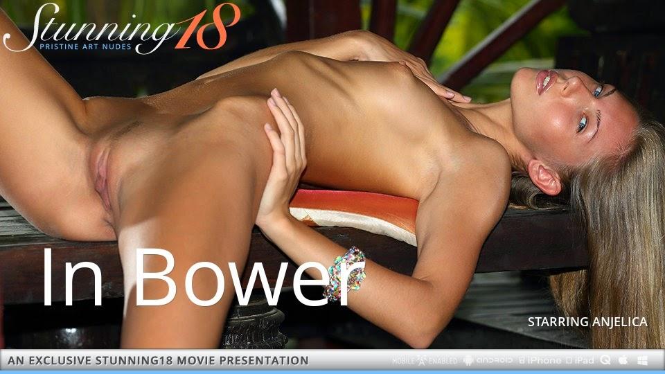 Stunning18 2014-12-14 Anjelica - In Bower (HD Video) 12070