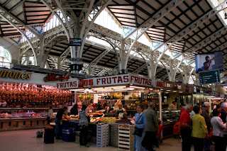Central Market - Valencia