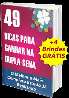 E-Book para ganhar na Dupla-Sena