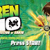 Ben 10 Protector Of Earth PPSSPP Free Android Download