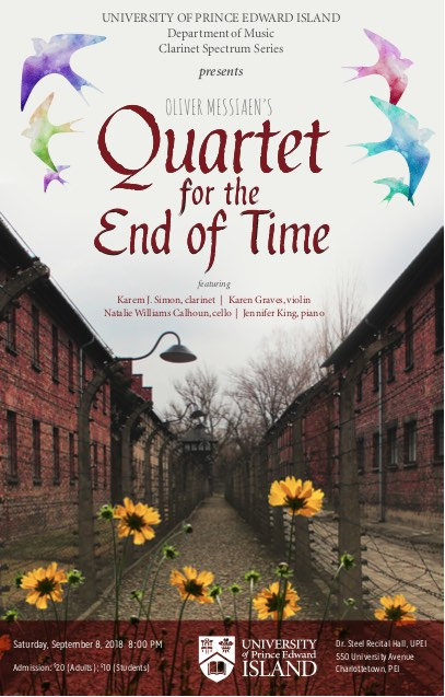 Quartet for the End of Time.