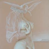 Gregorio Sabillón dibujos surrealistas