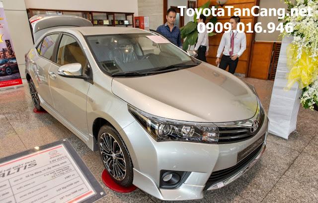 corolla altis 20 v toyota tan cang 7 - Ford Focus 2016 trình làng thách thức Toyota Altis tại Việt Nam - Muaxegiatot.vn