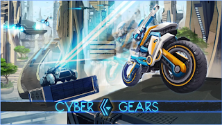 Download Cyber Gears Mod Apk v1.3 Unlimited Money