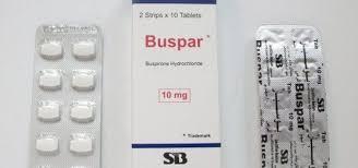 سعر أقراص بوسبار Buspar لعلاج القلق