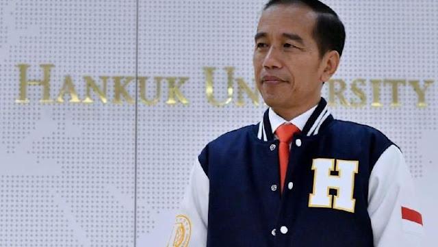 Jokowi Pamer Kebijakan Maritim RI di Konferensi Laut Dunia