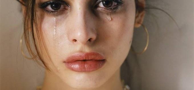 Você sabia que as lágrimas fazem bem para a saúde?