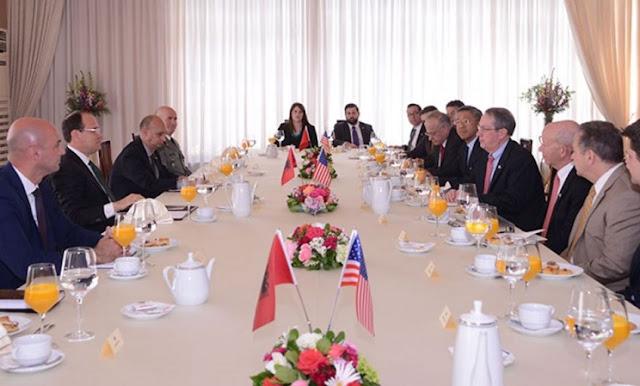 US Congress members led by Goodlatte visiting Tirana