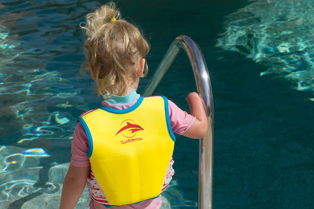 Confidence in the water: The Konfidence Swim Jacket