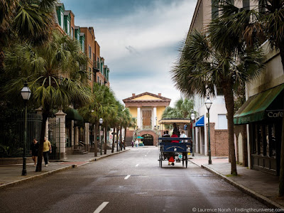 Horse and Carriage Charleston_by_Laurence Norah