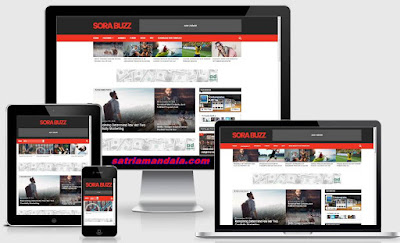 Sora Buzz Blogger Templates
