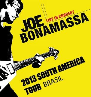 Joe Bonamassa no Vivo Rio