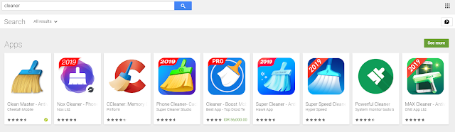 Cara bersihkan cache Android, Cara menghapus cache di Android, Cara hapus file Sampah di Android, Cara menemukan cache aplikasi Android, Cacahe Android menumpuk, Cara instant bersihkan Cache Android