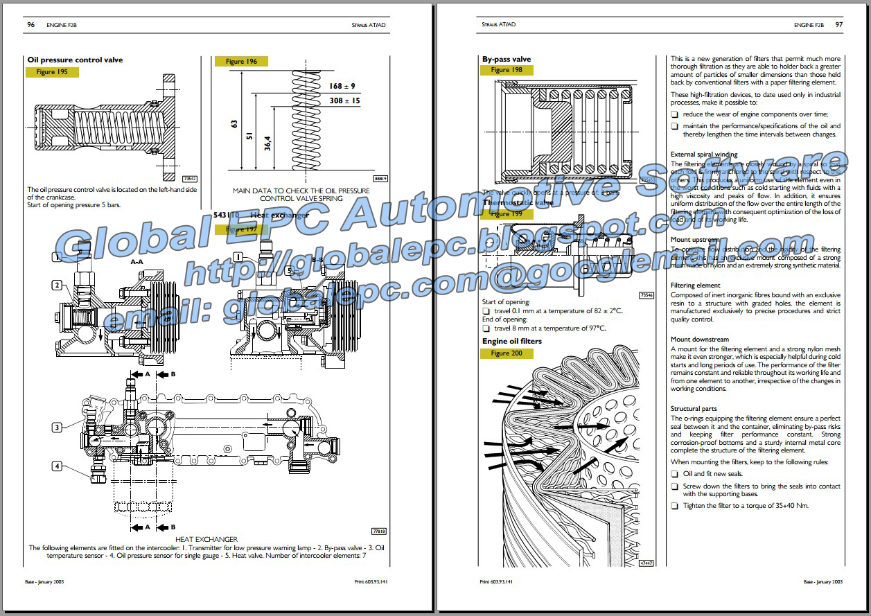 iveco stralis repair manual & wiring diagrams | automotive ... car repair diagrams #8
