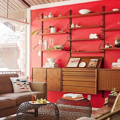 E tu di che colore vuoi dipingere le pareti architettura e design a roma - Muri di casa colorati ...