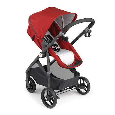 GB Lyfe Travel System Stroller