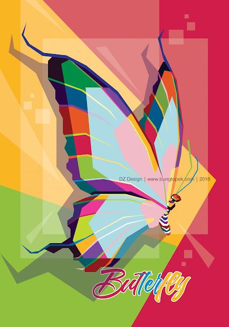 WPAP Butterfly