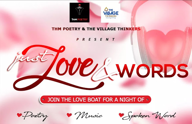 Just Love & Words: The Biggest Valentine's Day Event in Ghana