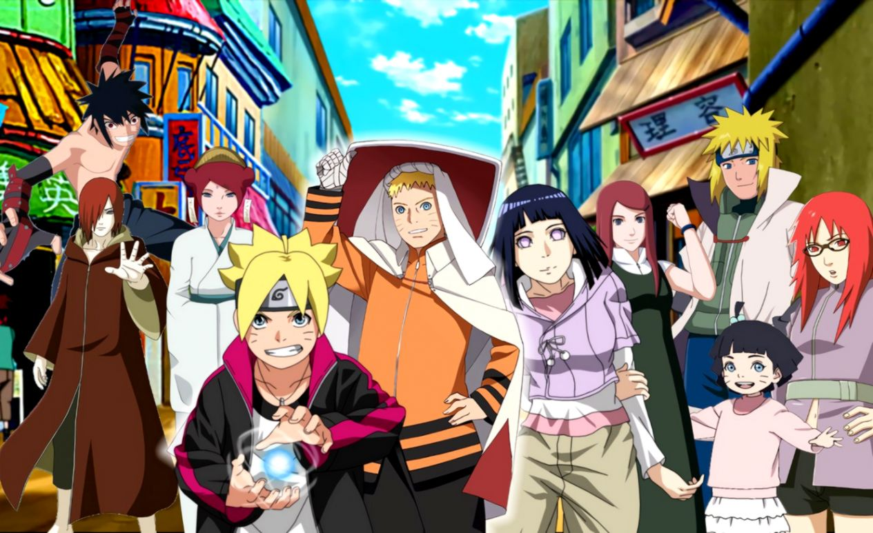 wallpaper anime art naruto characters images for desktop