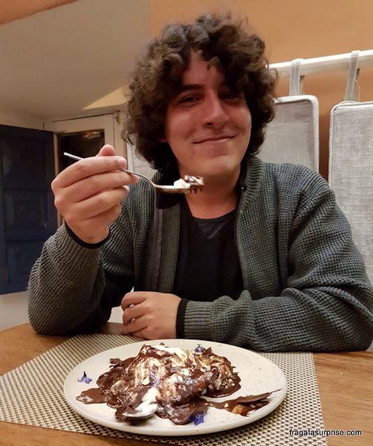 Bruno Santana, colunista de gastronomia de A Fragata Surprise