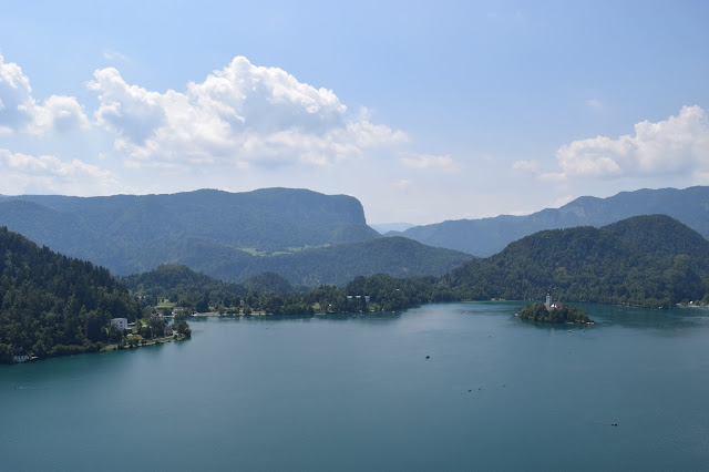 lake bled travel blog