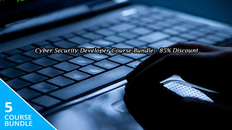 Cyber Security Developer Course Bundle - 85% off
