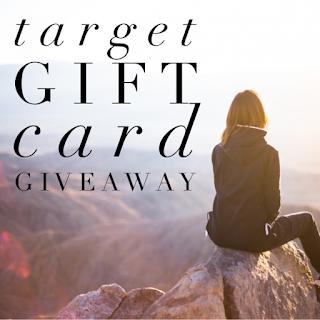 Enter the $200 Target Insta Giveaway. Ends 5/19