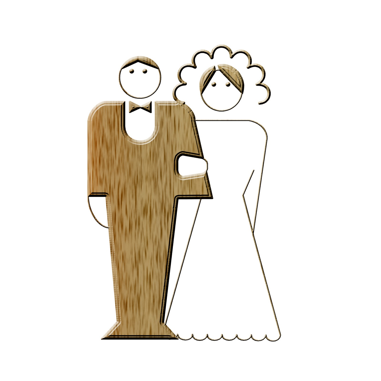 Wedding clipart is to affect the artistic bride | Wedding ...