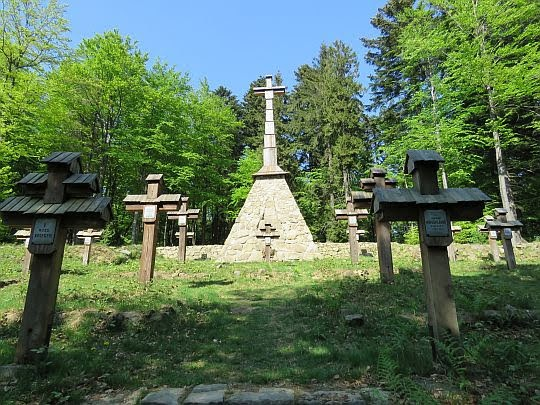 Cmentarz wojenny nr 58 - Przysłup.
